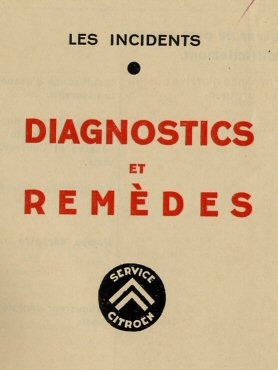 diagnostics remedes